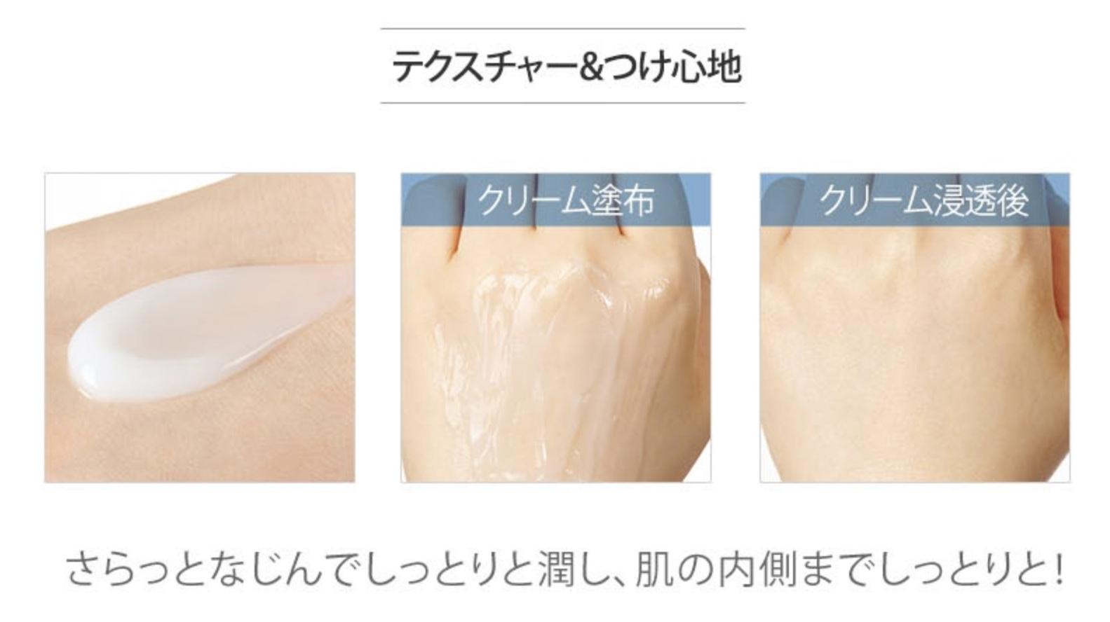 韓国 水分クリーム スキンケア おすすめ ネイチャーリパブリック スーパーアクアマックス 混合肌