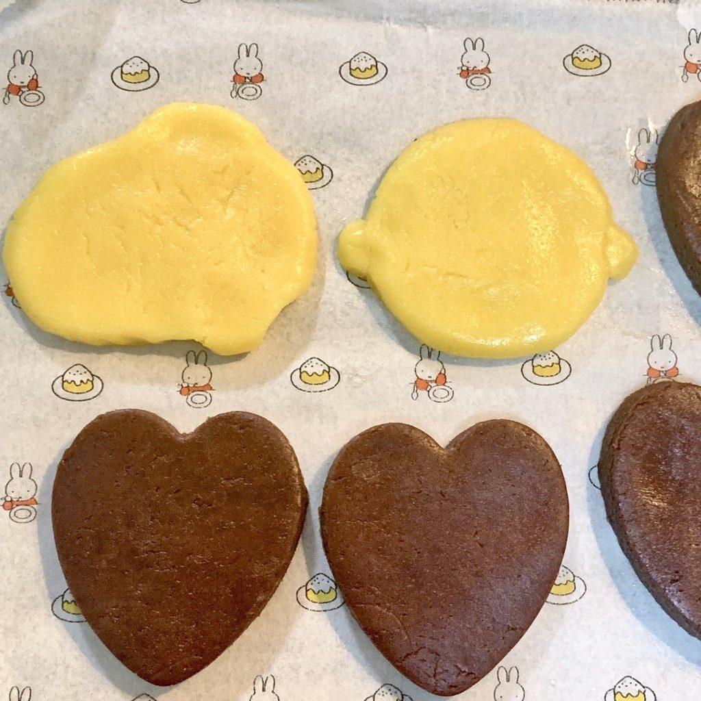クッキー サクサク キャラクター モチーフ アレンジ レシピ 作り方 型抜き バター インスタ映え スヌーピー