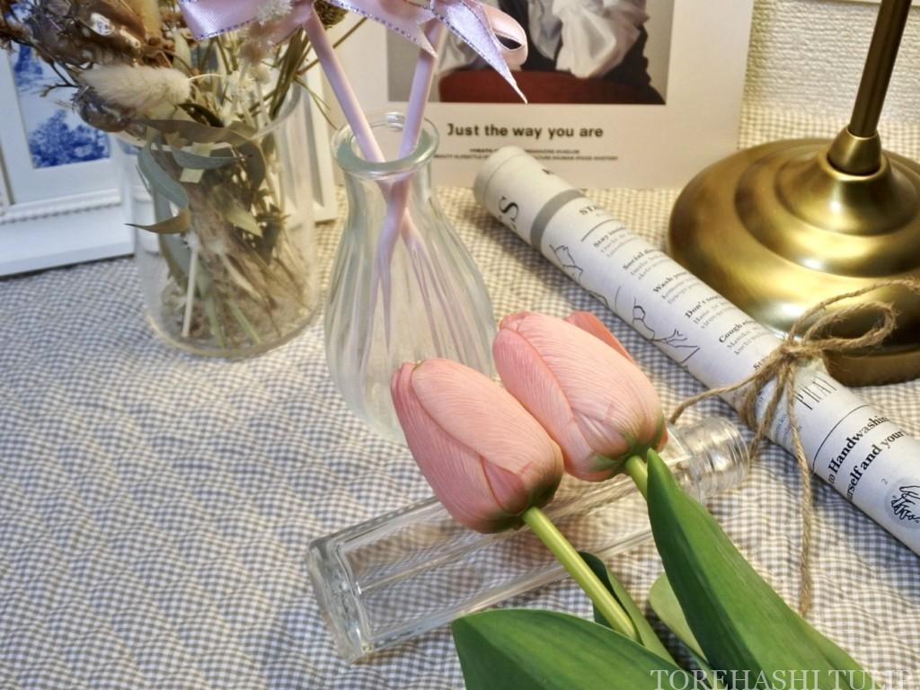 韓国 お部屋 模様替え 可愛い インテリア雑貨 購入品 おすすめ 2020年 プチプラ 機能性 おうちカフェ 花瓶 100均 ダイソー キャンドゥ セリア
