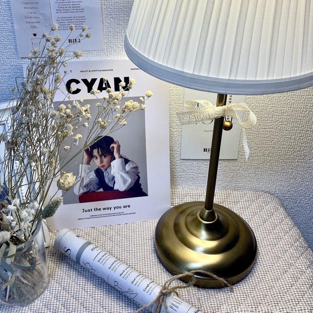 韓国 お部屋 模様替え 可愛い インテリア雑貨 購入品 おすすめ 2020年 プチプラ 機能性 おうちカフェ IKEA イケア テーブルランプ デスクランプ 洋風 アンティーク