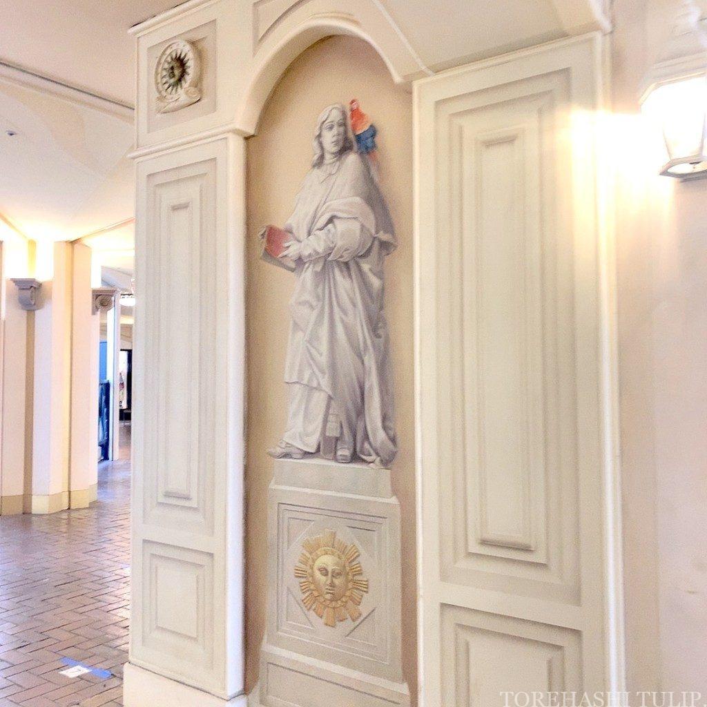 イクスピアリ インスタ映え スポット お洒落 写真映え コンセプト 西洋風 神秘的 3階 グレイシャス・スクエア