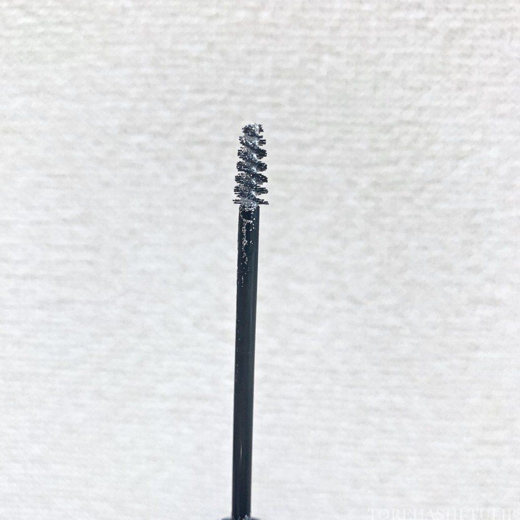 ZEESEA ズーシー ダイヤモンドカラーマスカラ 銀色ダイヤ ラメマスカラ レビュー 使い心地 ブラシ 使いやすい