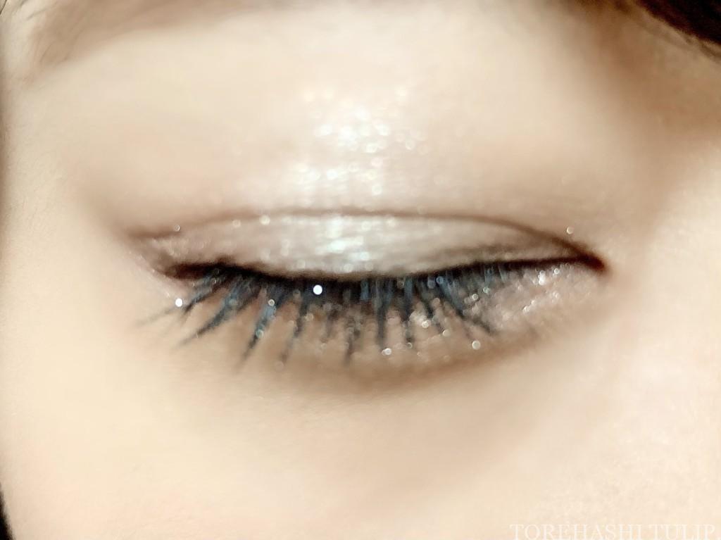 ZEESEA ズーシー ダイヤモンドカラーマスカラ 銀色ダイヤ ラメマスカラ レビュー 使い心地 塗り心地 アイメイク ラメ感