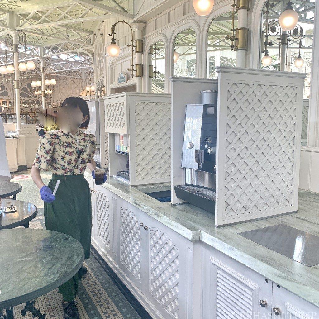 ディズニーランド クリスタルパレス・レストラン スイーツビュッフェ スウィートタイムセレクション 予約 全メニュー 予約なし 当日予約 レポ