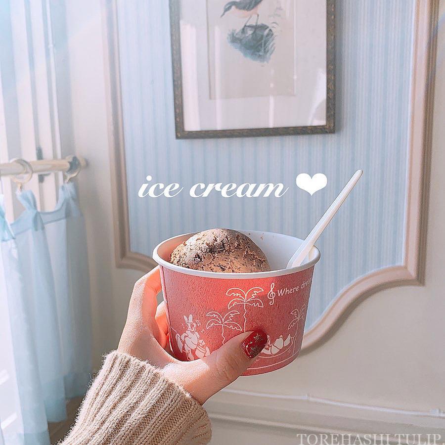 夏 2020 ディズニーランド ディズニーシー ひんやりスイーツ アイスクリーム ディズニーランド限定 アイスクリームコーン インスタ映え
