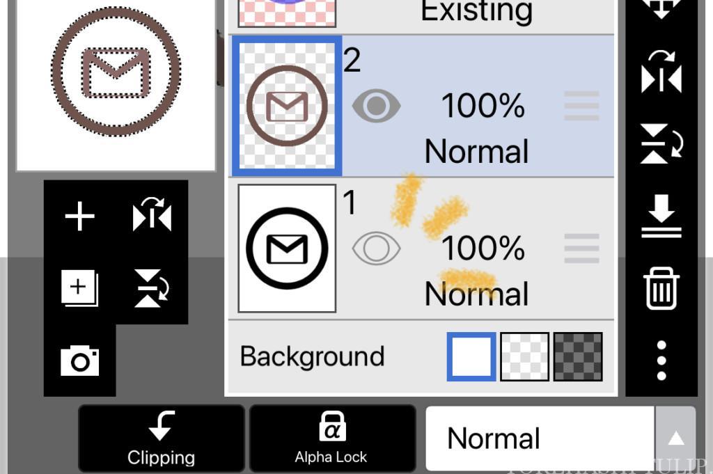 ホーム画面カスタマイズ アプリ アイコン カスタマイズ 変更方法 やり方 アイコンの作り方 アイコン画像画像検索方法 アイコン無料配布 アイビスペイントibisPaint 使い方