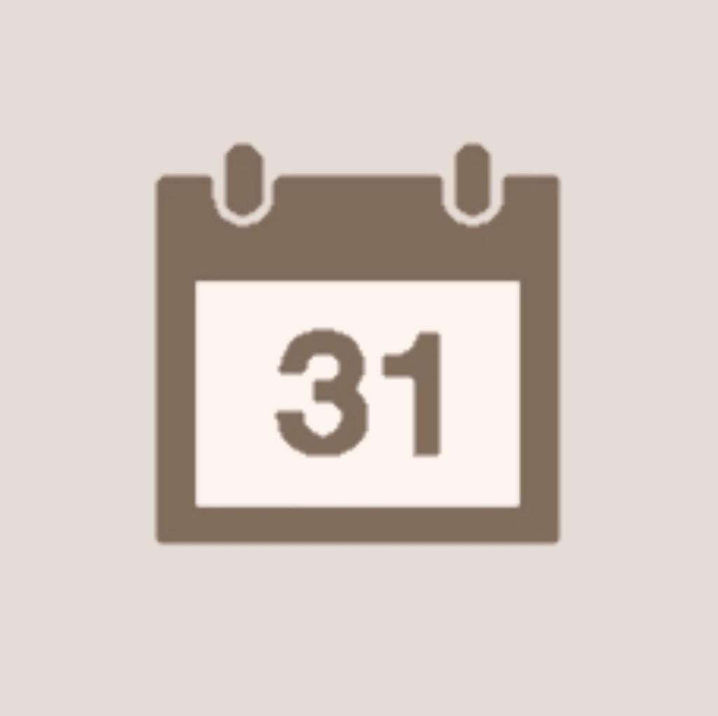 ホーム画面カスタマイズ アプリ アイコン カスタマイズ 変更方法 アイコン無料配布 プレゼント カレンダー