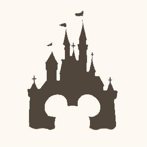 ホーム画面カスタマイズ アプリ アイコン カスタマイズ 変更方法 アイコン無料配布 プレゼント ディズニーリゾートアプリ シンデレラ城