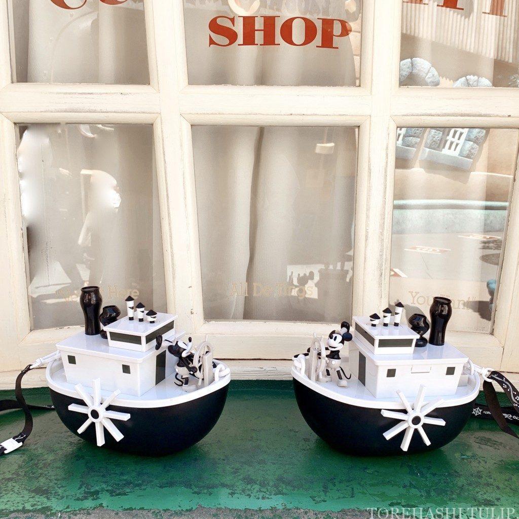 ポップコーンバケット ディズニー 蒸気船ウィリー ポップコーン引換券 販売場所 洗い方 使い道 インスタ映え