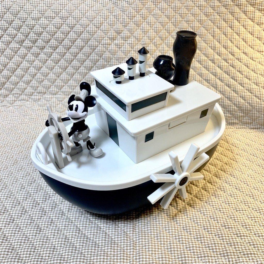ポップコーンバケット ディズニー 蒸気船ウィリー ポップコーン引換券 販売場所 値段