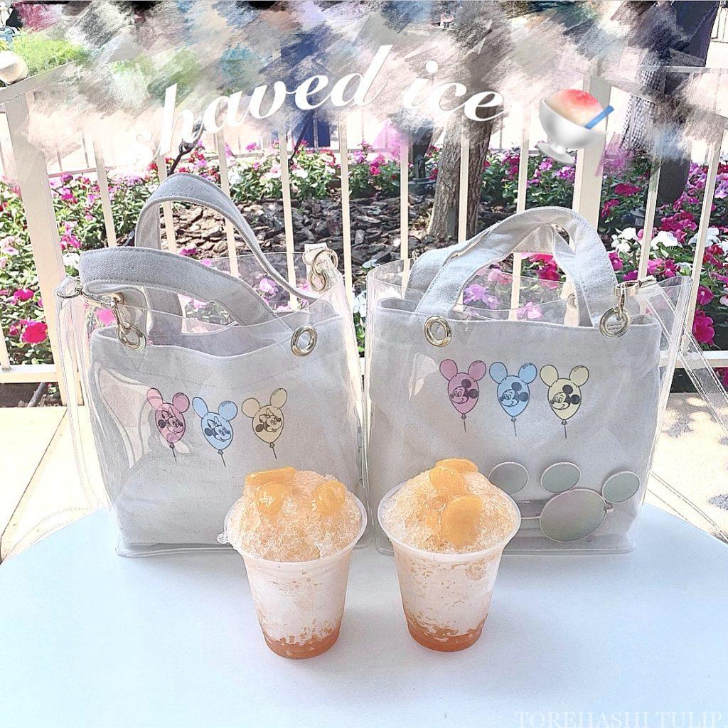 夏 2020 ディズニーランド ディズニーシー ひんやりスイーツ アイスクリーム パーク限定 シェイブアイス かき氷 インスタ映え