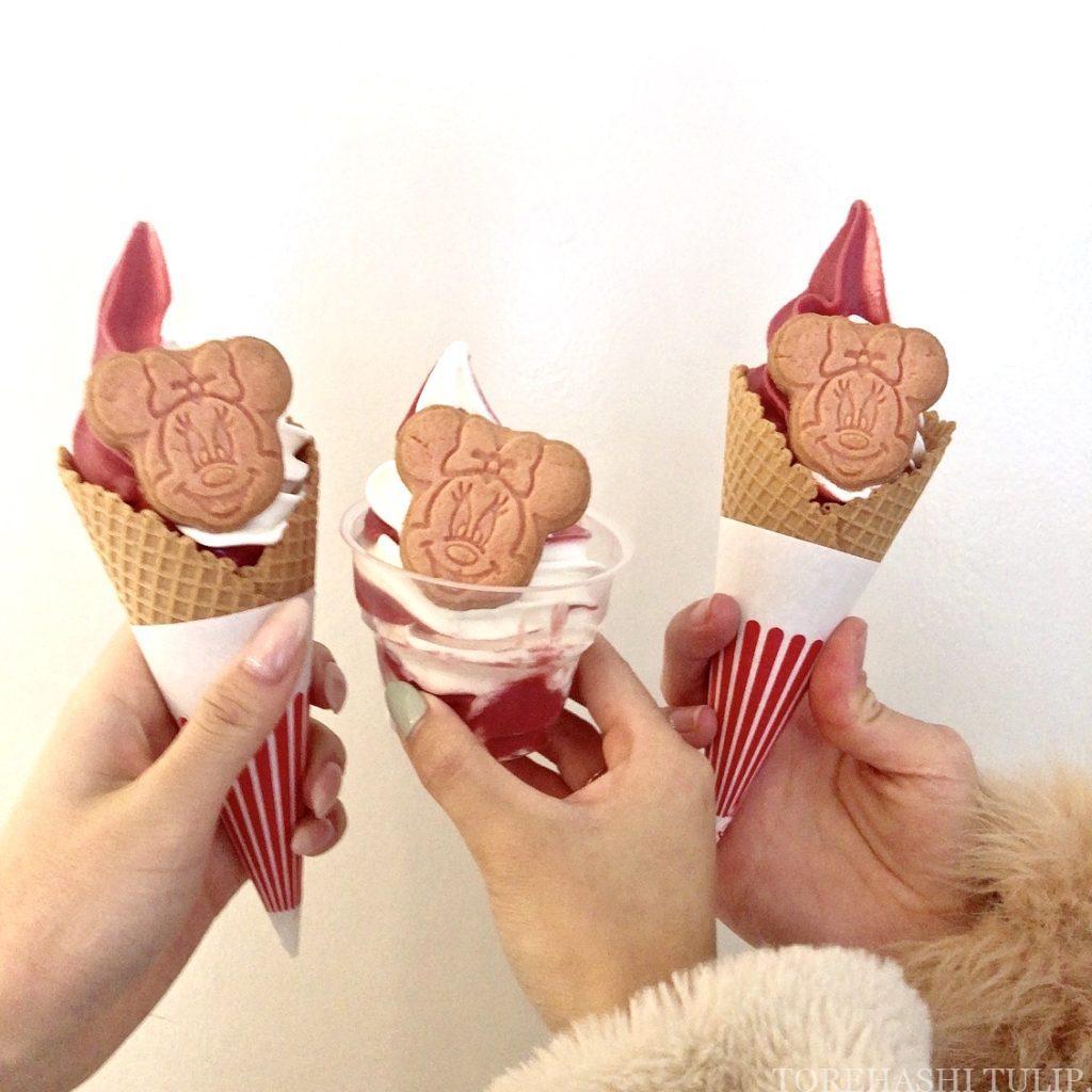 夏 2020 ディズニーランド ディズニーシー ひんやりスイーツ アイスクリーム ディズニーランド限定 アイスクリームコーン インスタ映え ソフトクリーム販売なし