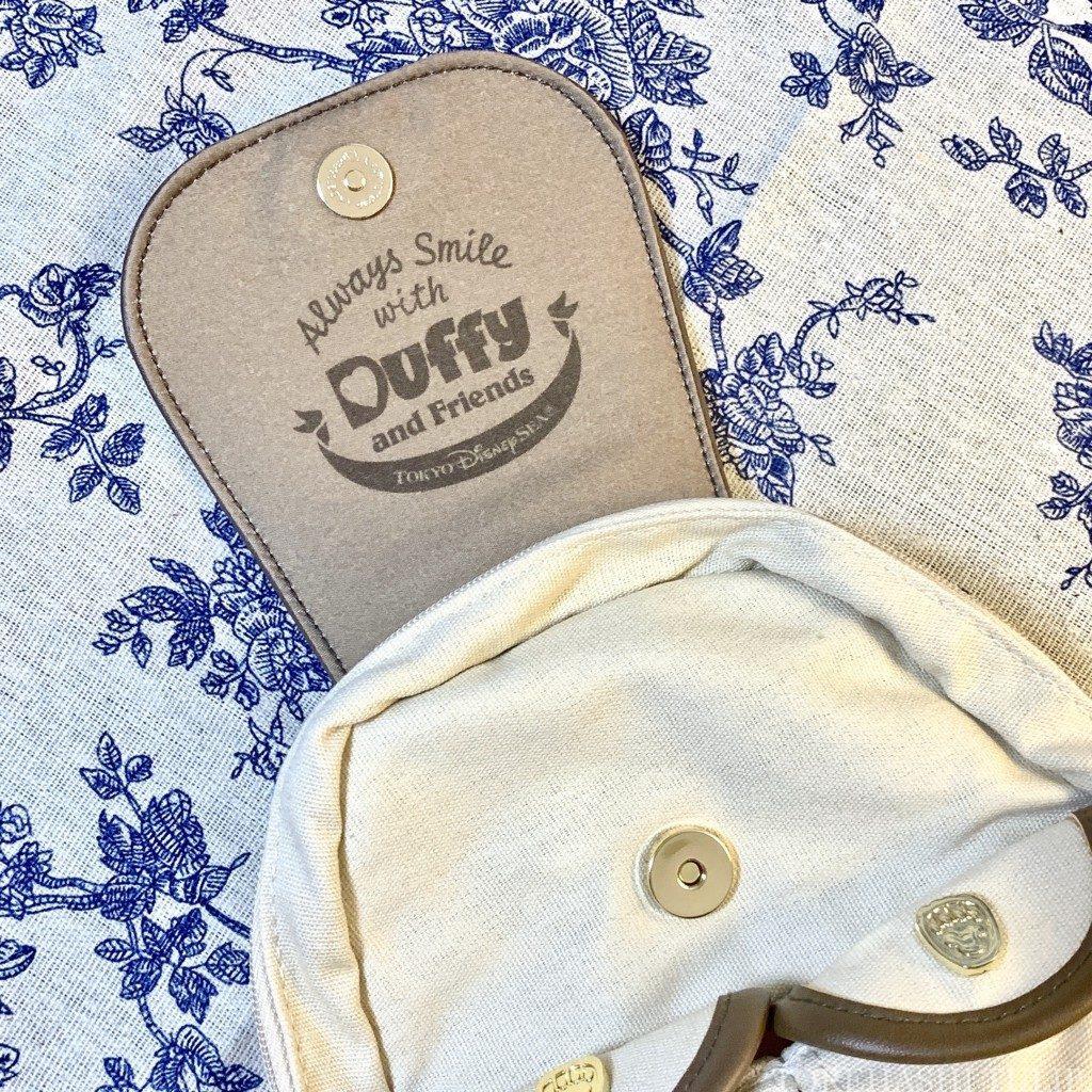 ダッフィー&フレンズ キャリーミー・ポシェット オールウェイズスマイル・ウィズ・ダッフィー&フレンズ リュック レビュー 販売終了