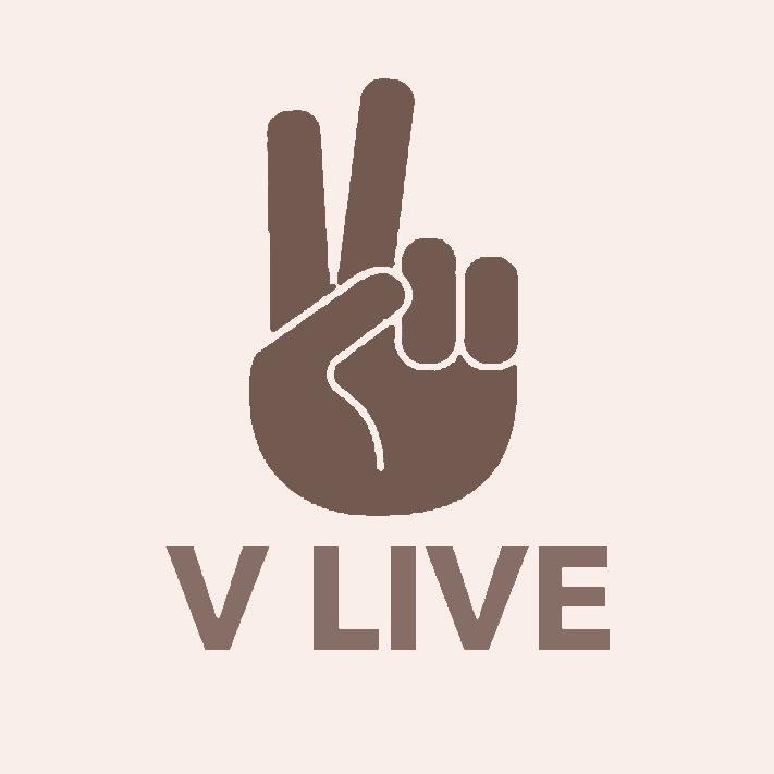 ホーム画面カスタマイズ アプリ アイコン カスタマイズ 変更方法 アイコン無料配布 プレゼント V LIVE