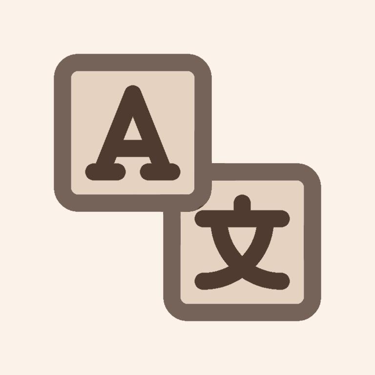 ホーム画面カスタマイズ アプリ アイコン カスタマイズ 変更方法 アイコン無料配布 プレゼント 翻訳アプリ