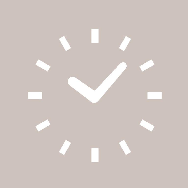 ホーム画面カスタマイズ アプリ アイコン カスタマイズ 変更方法 アイコン無料配布 プレゼント 時計