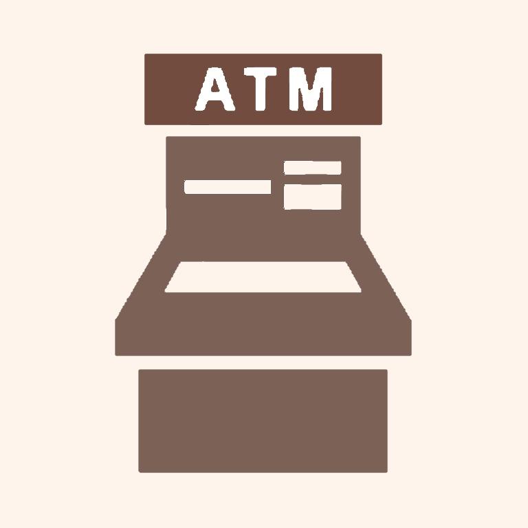 ホーム画面カスタマイズ アプリ アイコン カスタマイズ 変更方法 アイコン無料配布 プレゼント 銀行 ATMアプリ