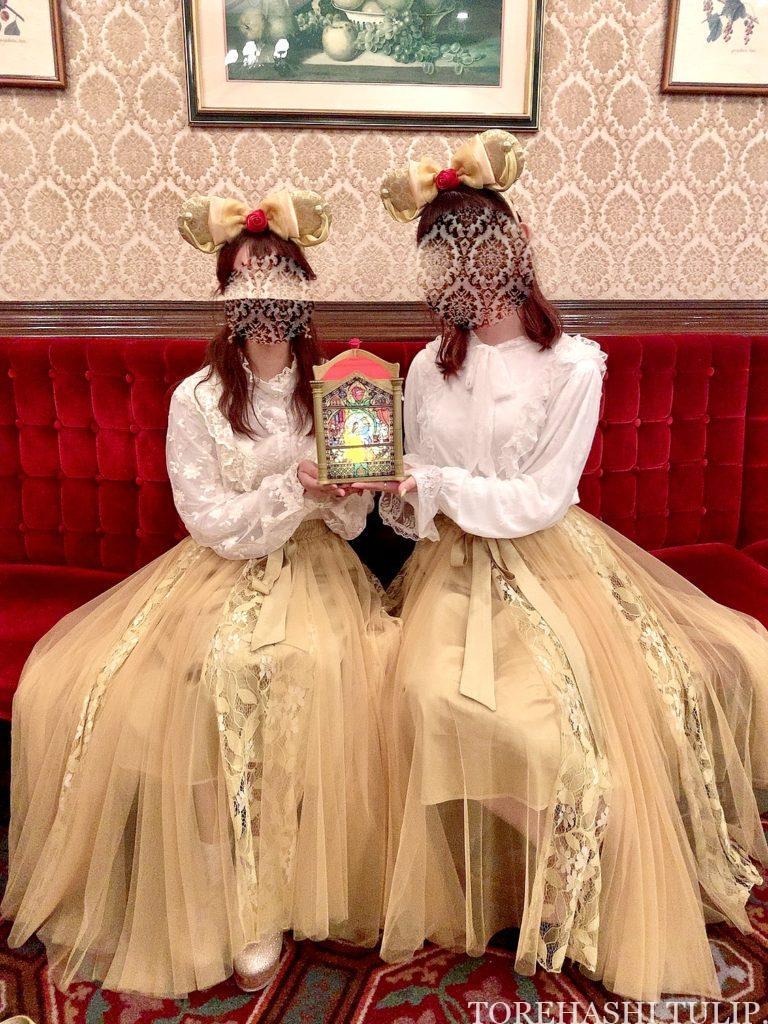 ディズニーランド ビッグポップ ポップコーン専門店 トゥモローランド BBポップコーン レビュー 美女と野獣 ポップコーンバケット