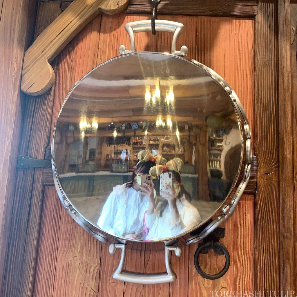 美女と野獣エリア 新エリア ニューファンタジーランド インスタ映えスポット 写真スポット ベルバウンド ビレッジショップス リトルタウントレーダー