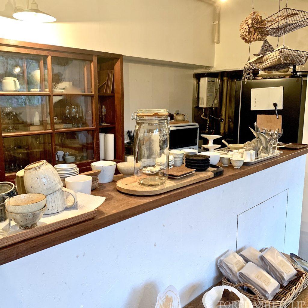 北海道カフェ 札幌カフェ cheer cafe チアーカフェ おやつプレート メニュー 料金 店内