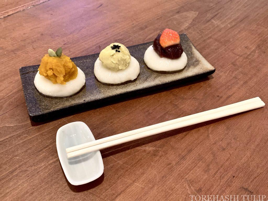 北海道カフェ 札幌カフェ cheer cafe チアーカフェ おやつプレート メニュー 料金 白玉豆腐