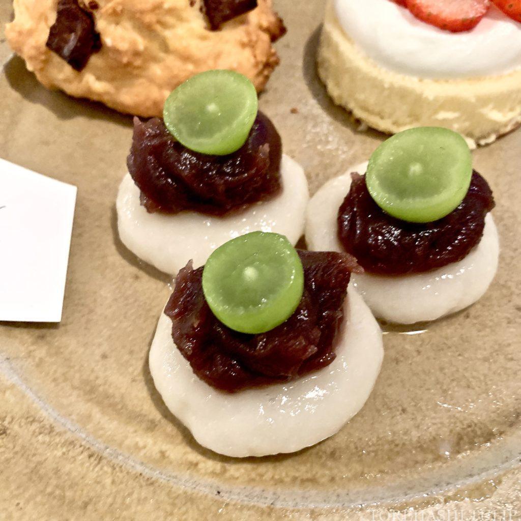 北海道カフェ 札幌カフェ cheer cafe チアーカフェ メニュー おやつプレート 味 内容 レビュー 白玉豆腐