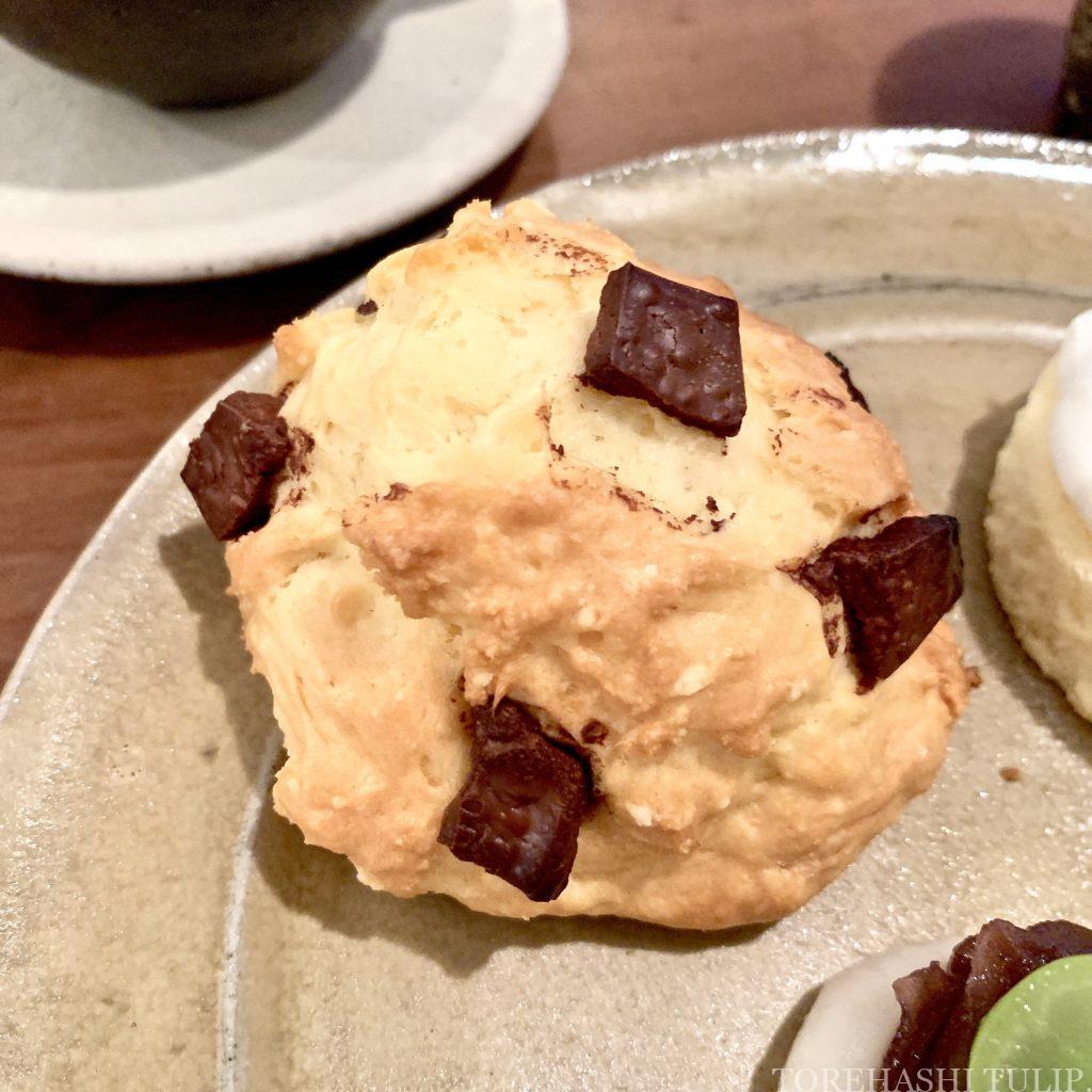北海道カフェ 札幌カフェ cheer cafe チアーカフェ メニュー おやつプレート 味 内容 レビュー スコーン