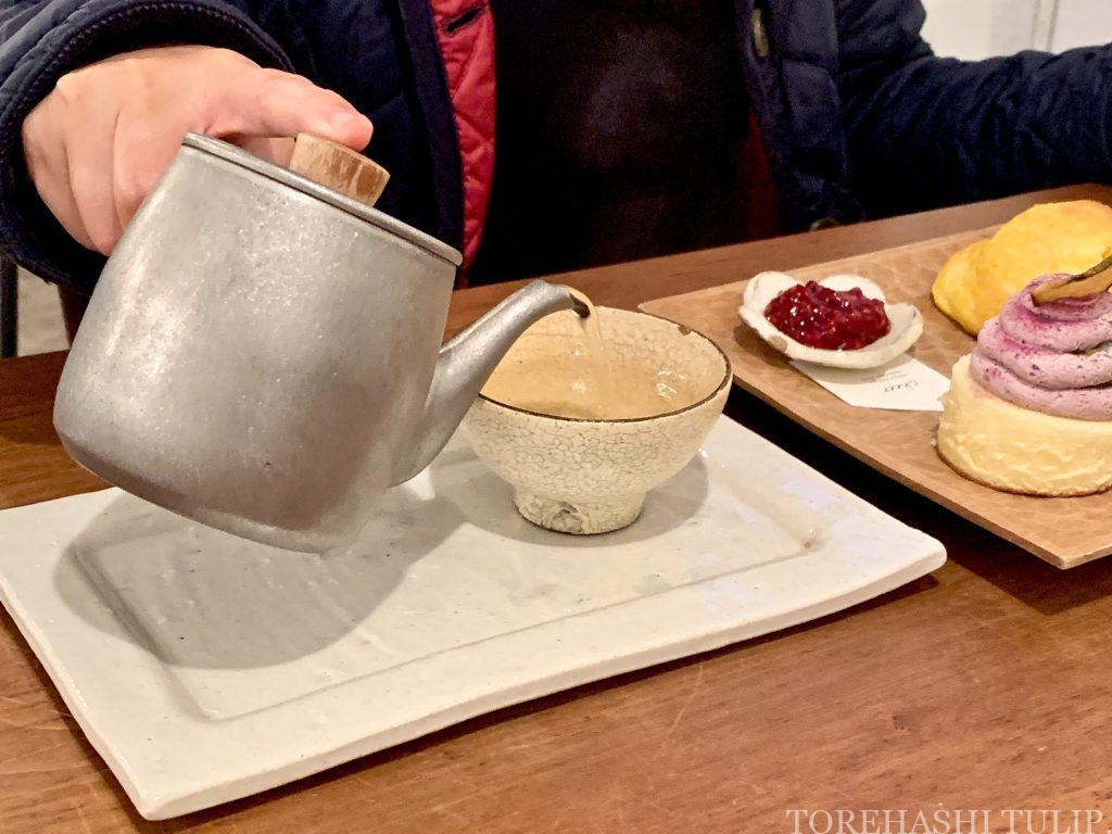 北海道カフェ 札幌カフェ cheer cafe チアーカフェ メニュー おやつプレート 季節限定 味 内容 レビュー