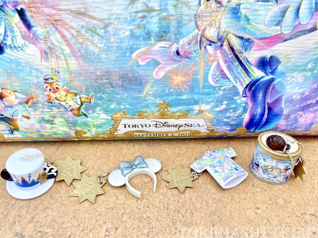 ディズニーランド ガチャガチャ カプセルトイ レトロエコバッグ 再販売 販売場所 値段 種類 レビュー 期間限定 20周年 ディズニーシー