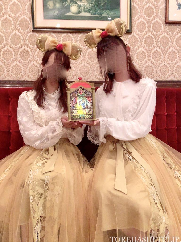美女と野獣エリア 新エリア ニューファンタジーランド インスタ映えスポット 写真スポット ベルバウンド ワールドバザール