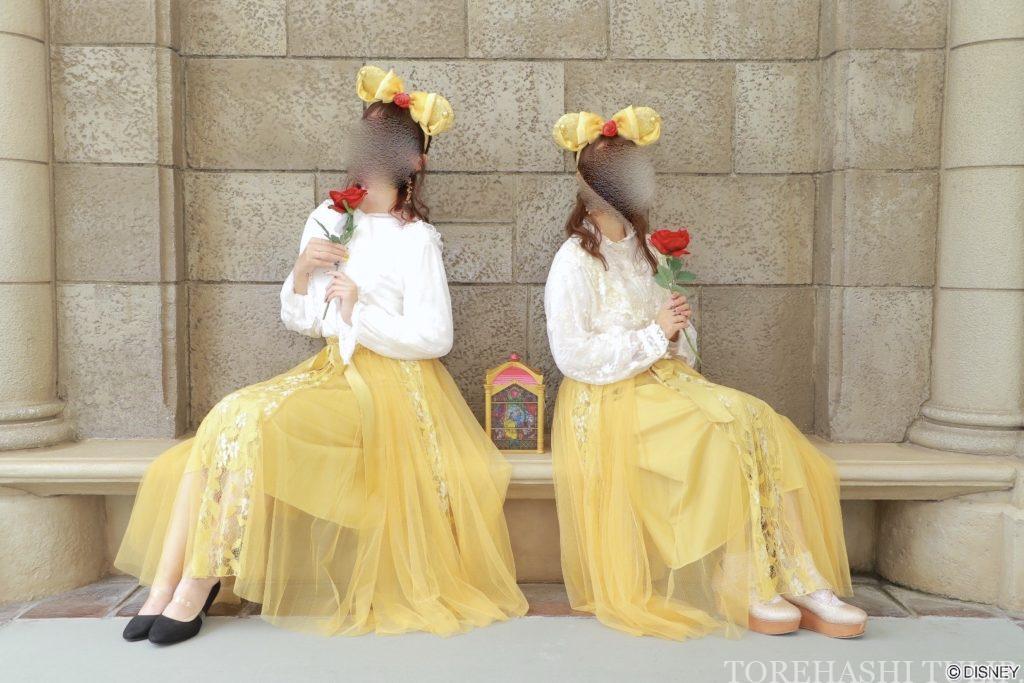 美女と野獣エリア 新エリア ニューファンタジーランド インスタ映えスポット 写真スポット ベルバウンド ファンタジーランド