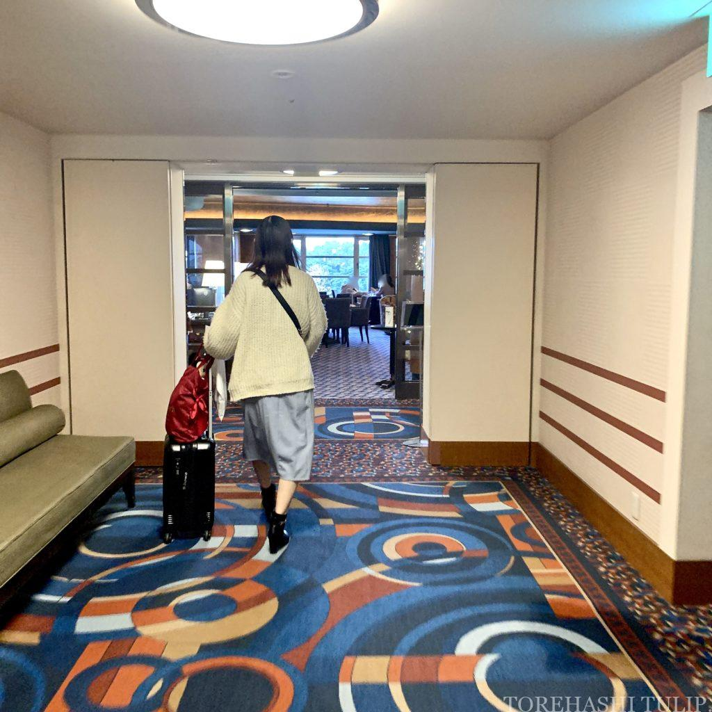 ディズニーアンバサダーホテル アンバサダーフロア ミニーマウスルーム お部屋 ルームツアー GoToトラベル レビュー チェックイン