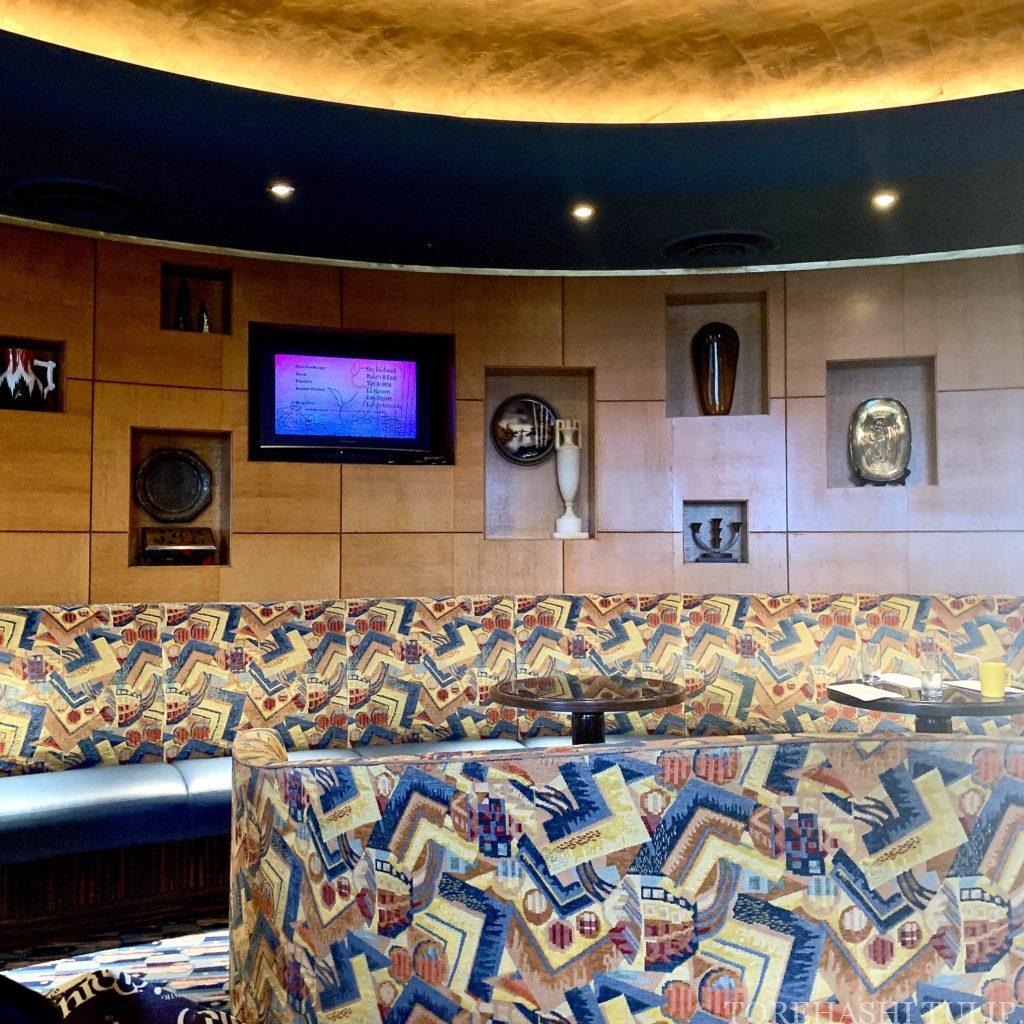 ディズニーアンバサダーホテル アンバサダーフロア ミニーマウスルーム GoToトラベル レビュー チェックイン アンバサダーラウンジにて