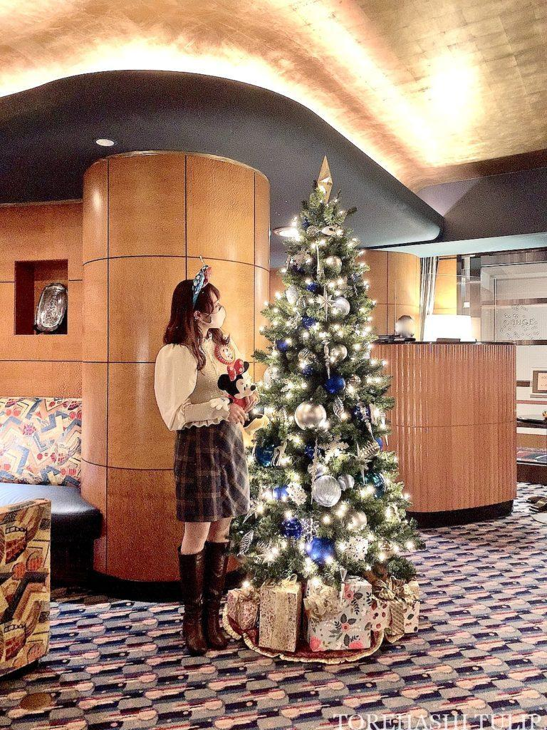 ディズニーアンバサダーホテル アンバサダーフロア アンバサダーラウンジ 特典 メニュー カクテルタイム 軽食 レポ