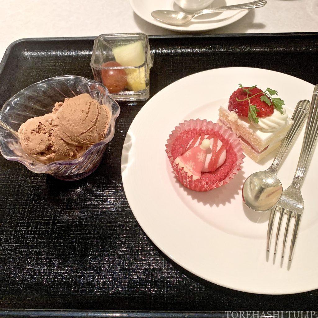 ディズニーシー・ホテルミラコスタ オチェーアノ ディナーブッフェ クリスマス 2020 地域共通クーポン 地中海料理 メニュー デザート ケーキ