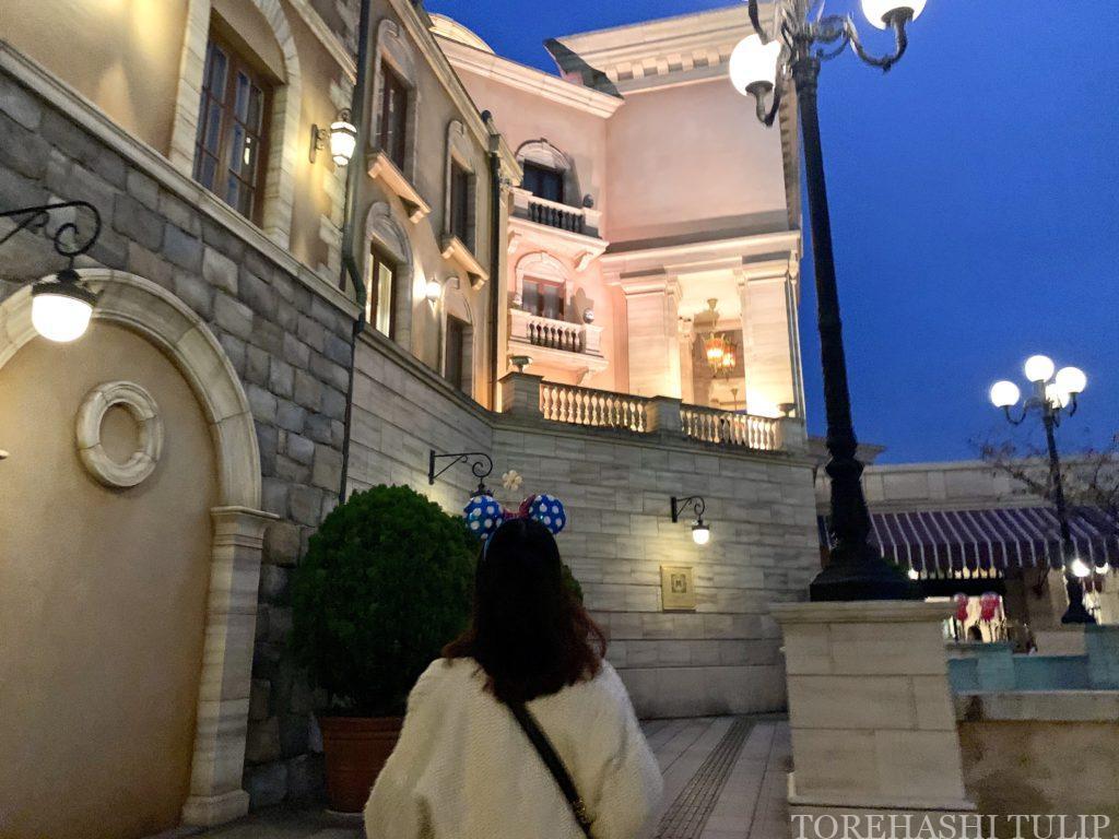 ディズニーシー・ホテルミラコスタ オチェーアノ ディナーブッフェ クリスマス 2020 地域共通クーポン 予約 当日予約 予約なし