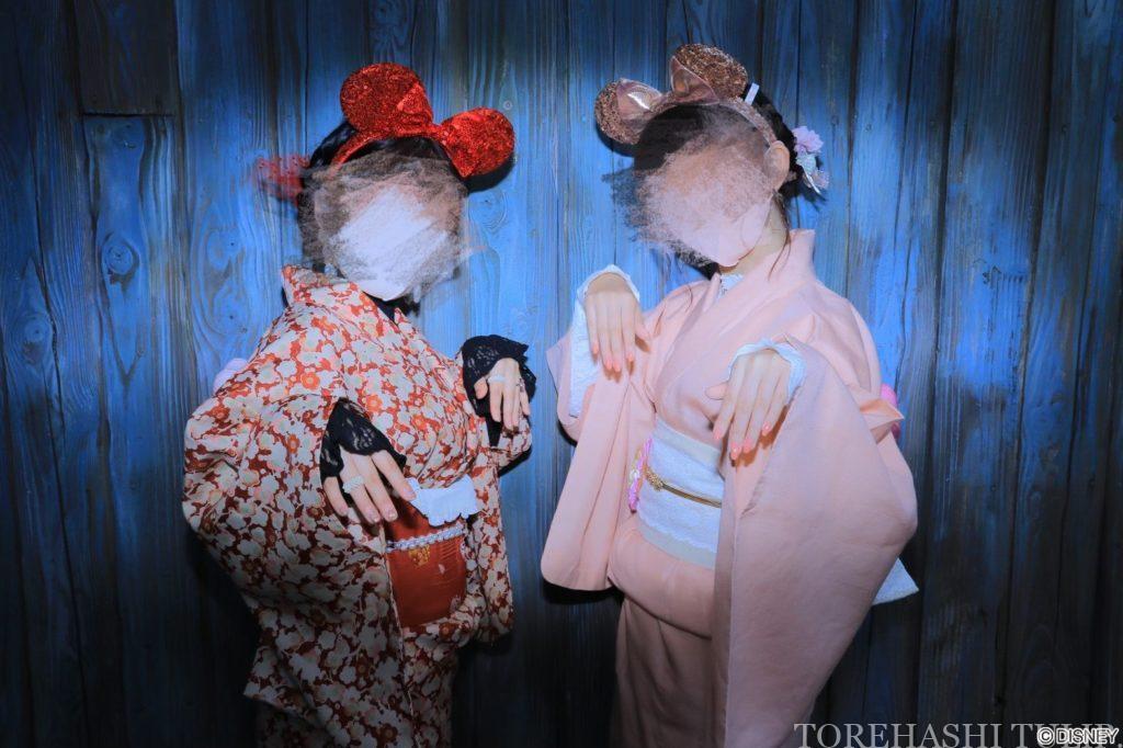 ディズニーランド ディズニーシー  カメラマンキャスト フォトグラファー フォトキー 夜景と光の撮影 値段 ポーズ 季節イベント ハロウィン