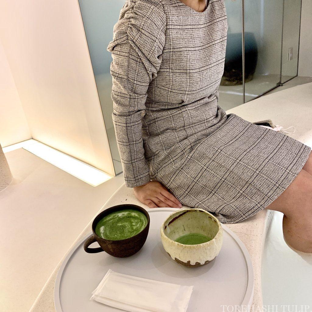 YUBUNE ユブネ YUBUNE-tokyo- 足湯カフェ 新宿 メディテーションコスメブランド カフェメニュー 料金 和食 お茶