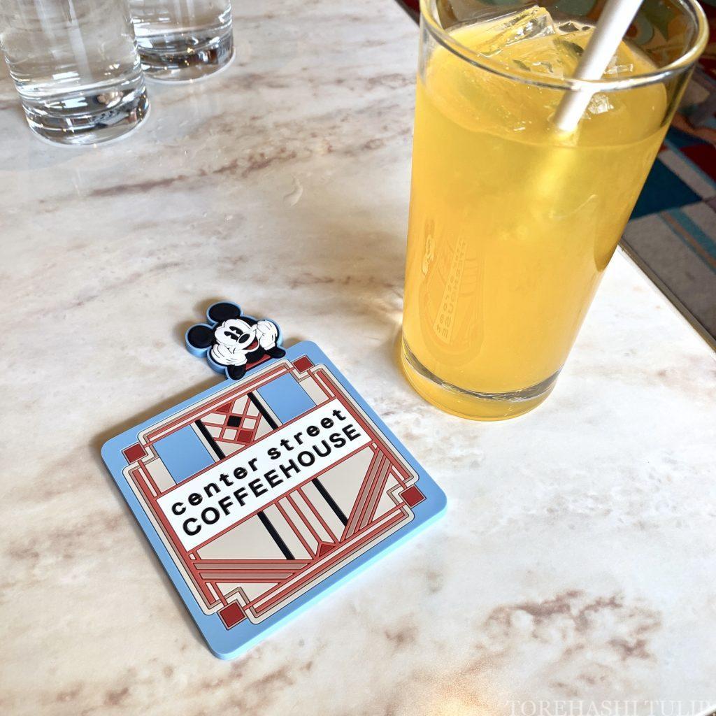ベイマックス スペシャルメニュー フード ハッピーフェア・ウィズ・ベイマックス インスタ映え メニュー 値段 アイスカフェモカ センターストリートコーヒーハウス スーベニアコースター