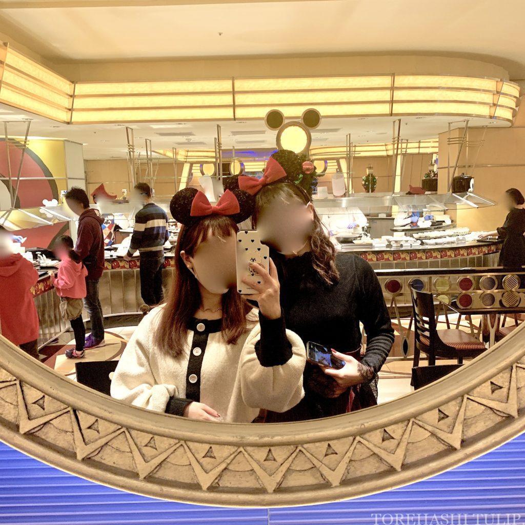ディズニーアンバサダーホテル アンバサダーフロア シェフ・ミッキー 朝食 宿泊特典 予約方法 2020 コロナ