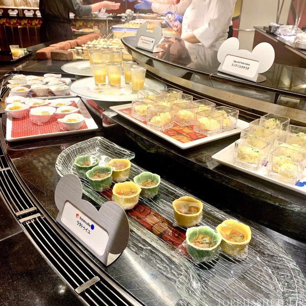 ディズニーアンバサダーホテル アンバサダーフロア シェフ・ミッキー 朝食 宿泊特典 予約方法 メニュー 洋食 ミッキーパンケーキ 2020 コロナ