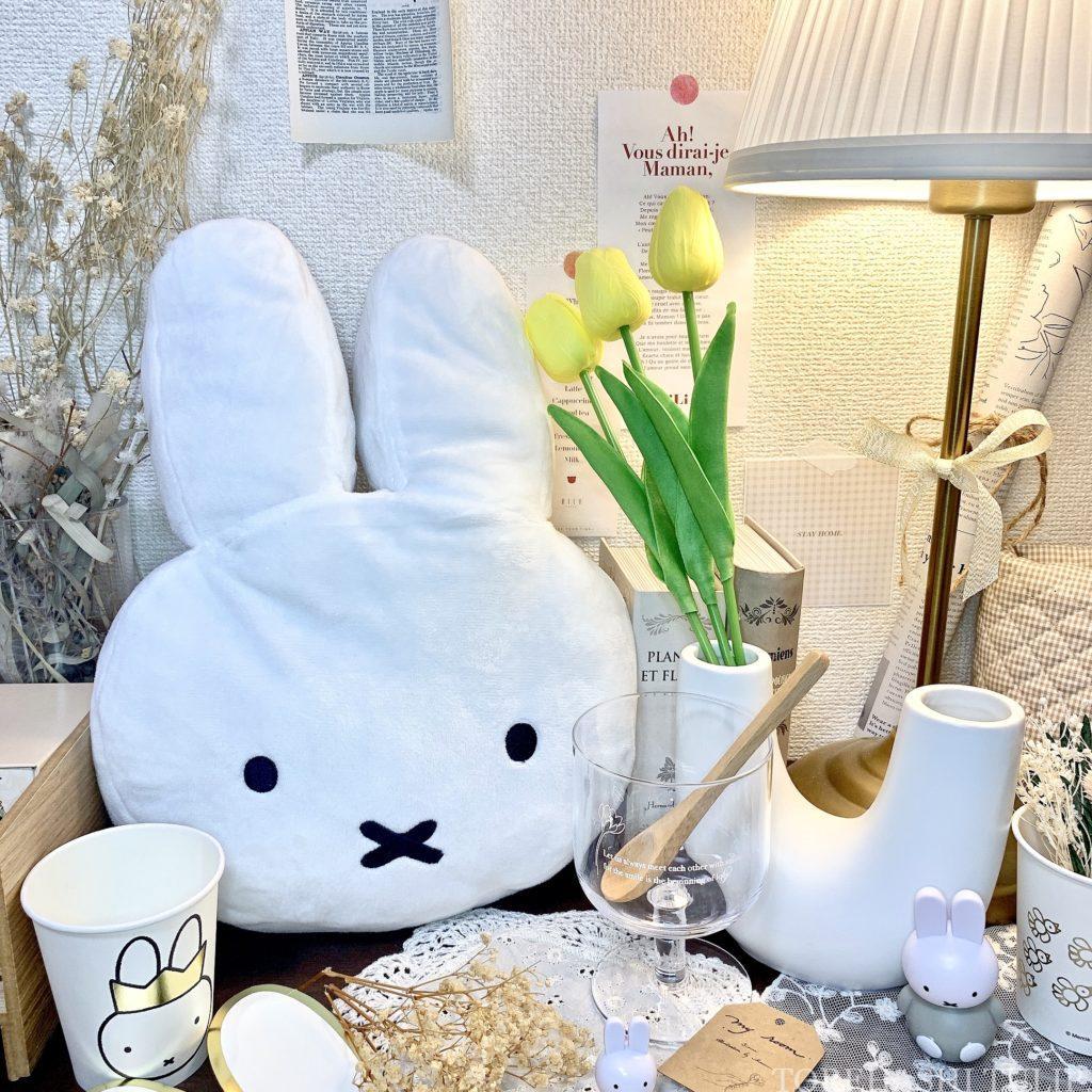 3COINS HASUコラボ スリーコインズ 韓国 インテリア雑貨 プチプラ 模様替え レビュー 紹介