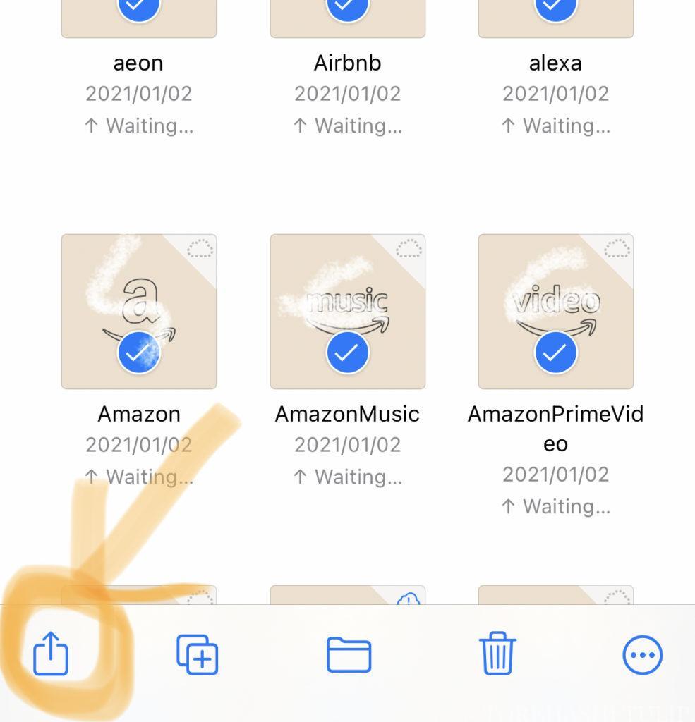 AZ-icon アプリアイコン素材 アイコンパック ホーム画面カスタマイズ おしゃれ 簡単 かわいい 統一感 プチプラ 設定方法 ダウンロード方法 ショートカットアプリ