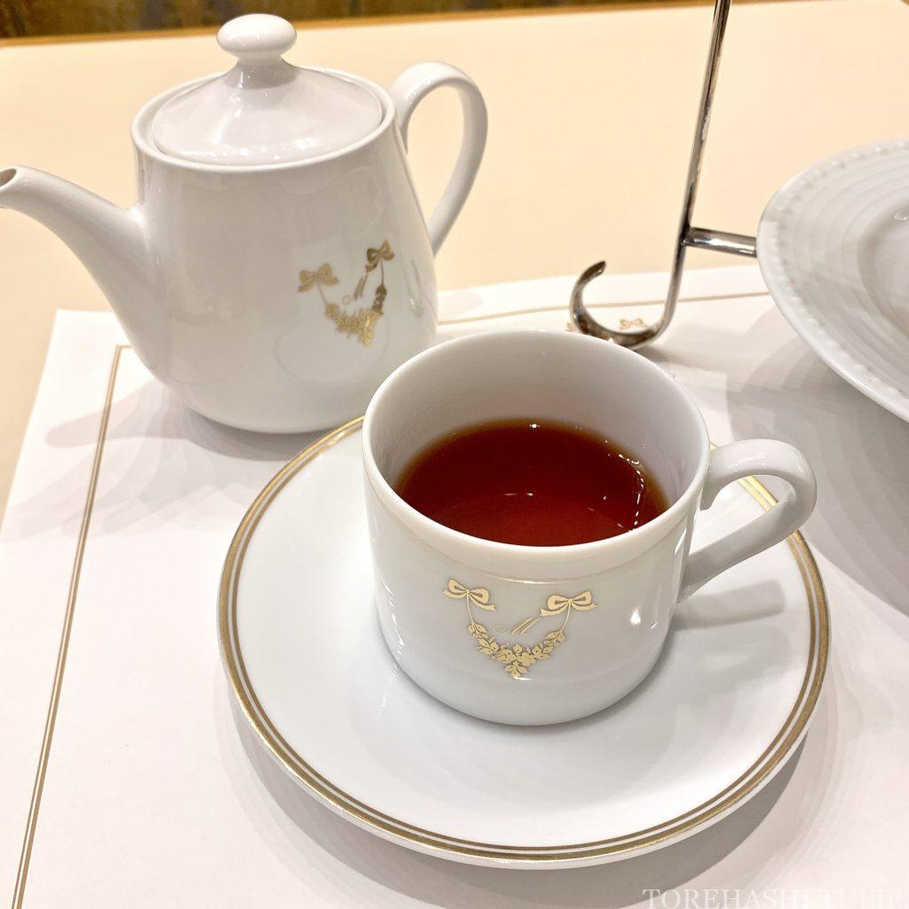 サロン・ド・テ・ミュゼ・イマダミナコ 新宿高島屋 新宿カフェ アフタヌーンティーセット メニュー 予約なし マリー・アントワネット 王様のおやつ