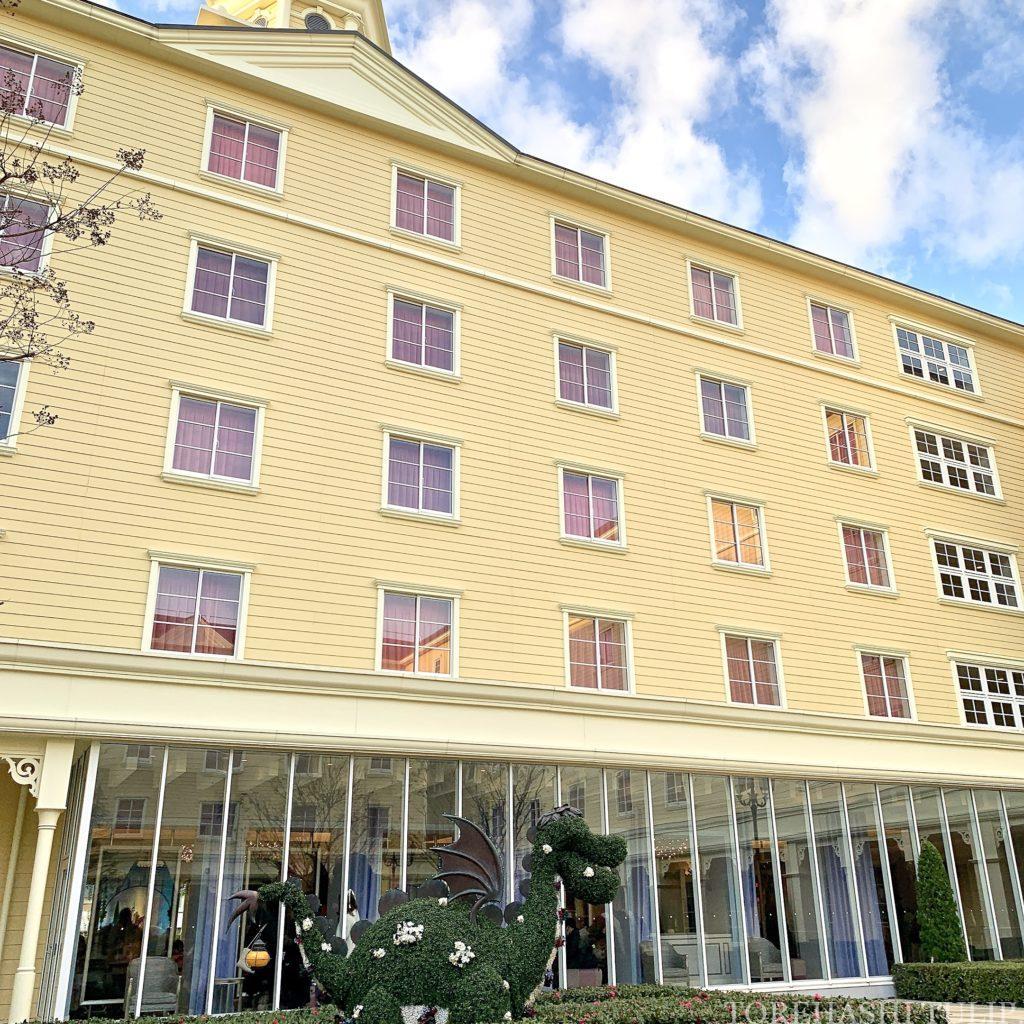 ディズニーホテル 東京ディズニーセレブレーションホテル ウィッシュ 客室 レビュー 予約 一休.com 楽天トラベル GoToトラベル チケット購入可能 値段