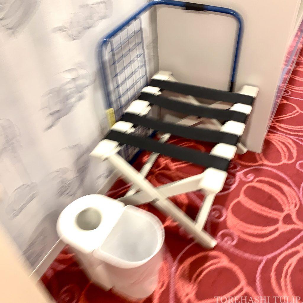 ディズニーホテル 東京ディズニーセレブレーションホテル ウィッシュ 客室 レビュー アメニティー 予約 お部屋紹介 ガーデンサイド 玄関周り