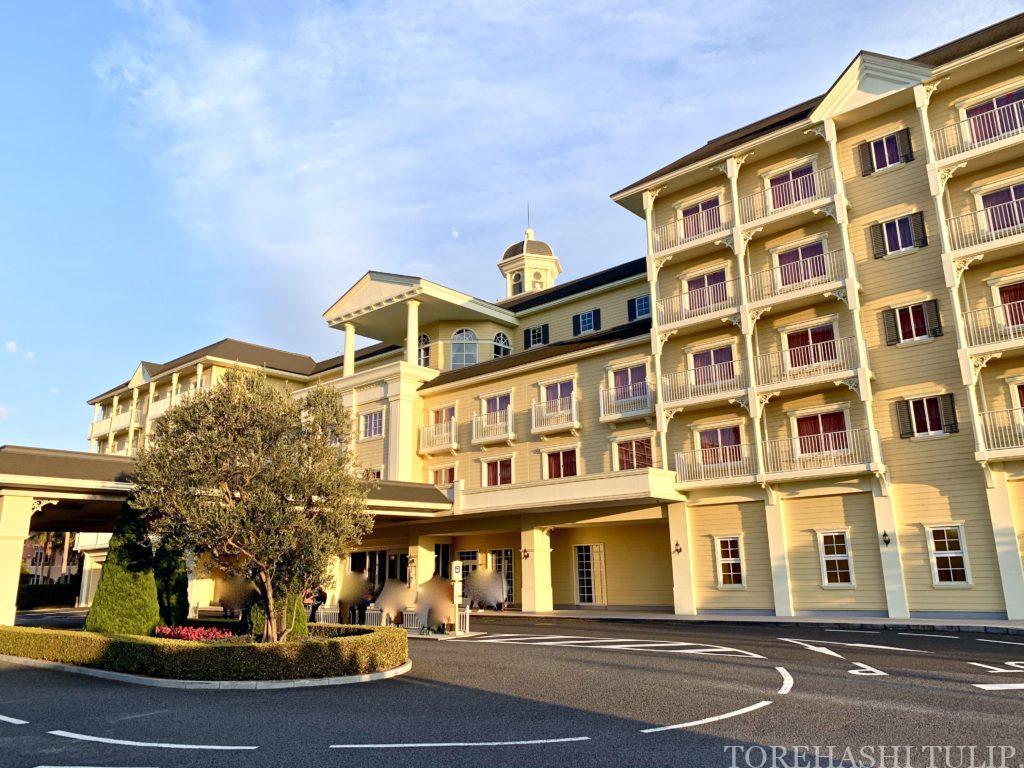 ディズニーホテル 東京ディズニーセレブレーションホテル ウィッシュ 客室 レビュー アメニティー 予約