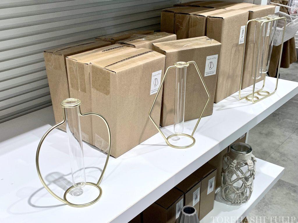 3COINS スリーコインズ 花のある生活 韓国風 インテリア ASOKO アソコ femfemfem マーガレットフラワー刺繍エコバッグ ドライフラワー マクラメ フラワーベース