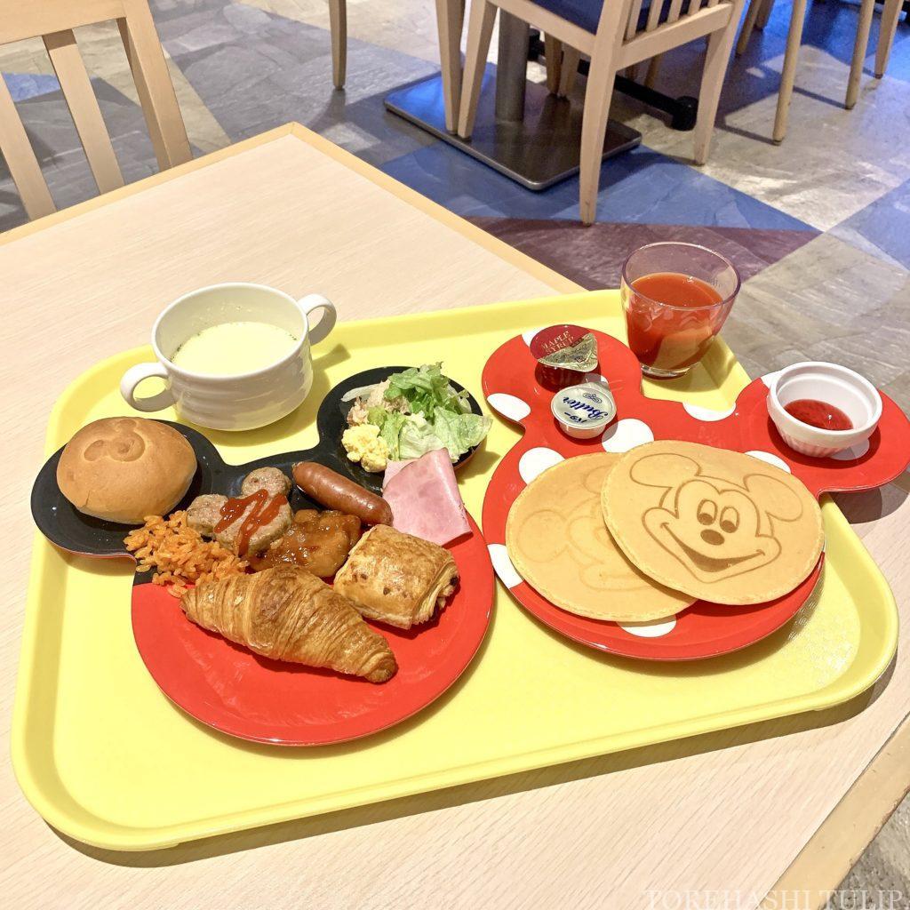 セレブレーションホテル 朝食 ウィッシュ 予約なし 宿泊者以外OK 券売機 2020 メニュー ミッキーパンケーキ ブッフェ ドリンク スープ スムージー