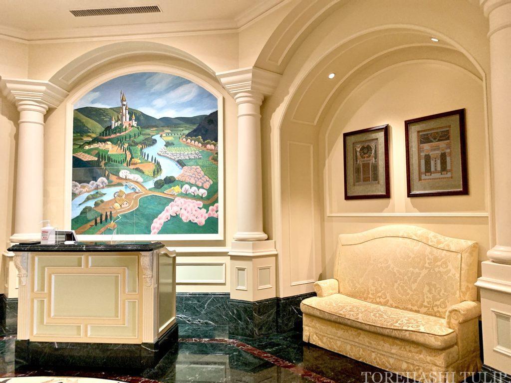 ディズニーランドホテル シャーウッドガーデン・レストラン ランチブッフェ 2021 メニュー 予約 事前予約 時間制限なし ウィンターブッフェ コロナ